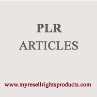 10 Activities For Senior PLR Articles