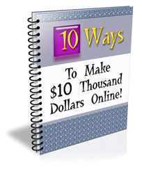 10 Ways To 10.000 dollars