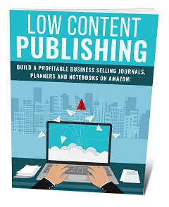 Low Content Publishing
