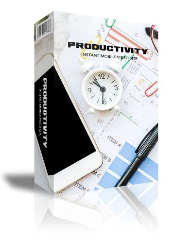 Productivity Instant Mobile Video Site