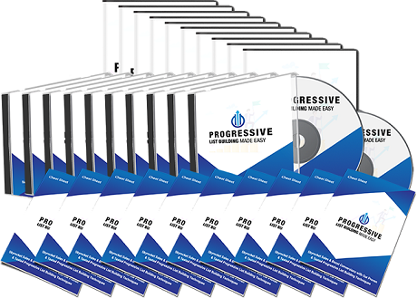 Progressive List Building Made Easy Upgrade Package