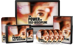 The Power Of -Discipline Upgrade Package