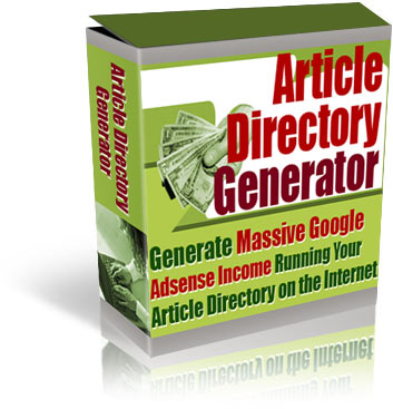 Article Directory Website