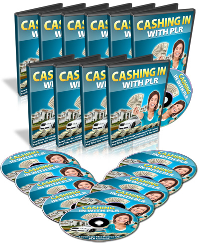 Cashing In With PLR