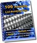 106 Amazing List Building Tips