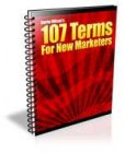 107 Terms for New Marketers