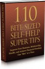 110 Self Help Super Tips