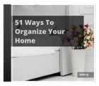 51 Ways To Organize Your Home Audio Book Plus Ebook