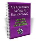 Acai Berries Mega Pack