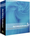 Ad Word Analyzer 4.0
