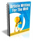 Article Writing For The Web Newsletter