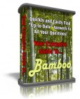 Bamboo Boxed Niche