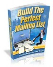 Building a perfect mailing list