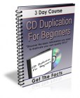 CD Duplication For Beginners