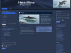 Dolphins Website Templates