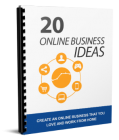 20 Online Business Ideas