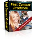 Fast Content Producer