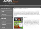Forex Reviews (Turnkey Website)