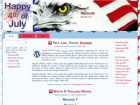 July 4th Templates