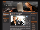 Professional Business Site Theme vol 1