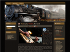 Steam Engines 01 WP Theme