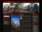 Steam Engines 02 WP Theme