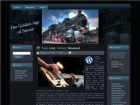 Steam Engines 03 WP Theme