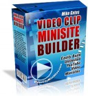 Video Clip Minisite Builder