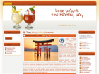 Weight Loss 02 Wordpress Theme