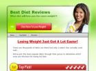 Wordpress DIET REVIEW Theme